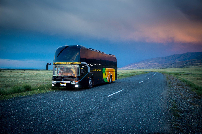 Результат поиска для автобус лежачий алаколь
